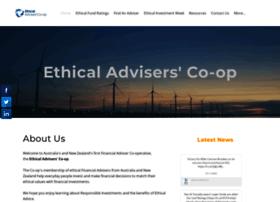 Ethicaladviserscoop.org thumbnail