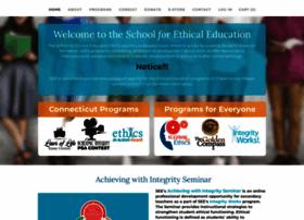 Ethicsed.org thumbnail