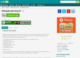 Ethiojobs-job-search.soft112.com thumbnail