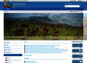Ethiopia.gov.et thumbnail