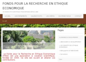 Ethique-economique.fr thumbnail