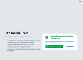 Ethjournal.com thumbnail
