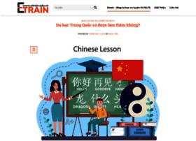 Etrain.edu.vn thumbnail