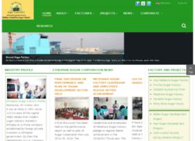 Etsugar.gov.et thumbnail