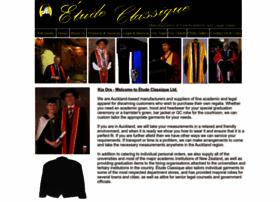 Etudeclassique.co.nz thumbnail