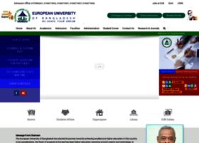 Eub.edu.bd thumbnail
