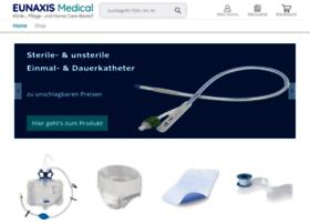 Eunaxis-medical.de thumbnail
