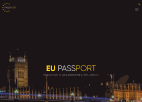Eupassport.in thumbnail