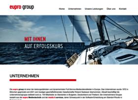 Eupro-group.de thumbnail