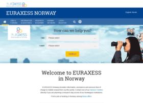 Euraxess.no thumbnail