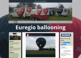 Euregioballooning.nl thumbnail