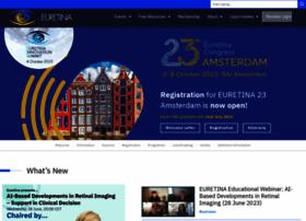 Euretina.org thumbnail