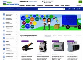 Euro-avtomatika.ru thumbnail