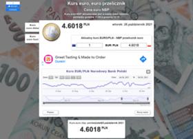 Euro-kurs.pl thumbnail