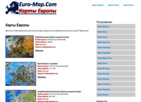 Euro-map.com thumbnail