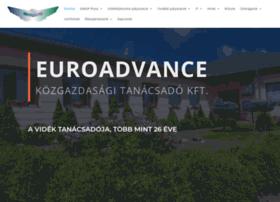 Euroadvance.hu thumbnail