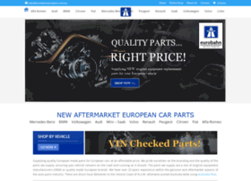 Eurobahnautoparts.com.au thumbnail