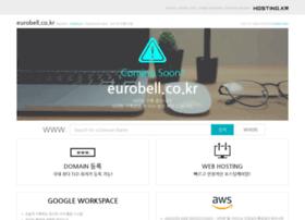 Eurobell.co.kr thumbnail