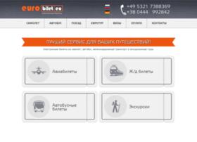 Eurobilet.eu thumbnail