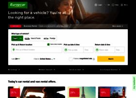Eurocar Com At Wi Car Rental Rent A Car Van Worldwide Europcar