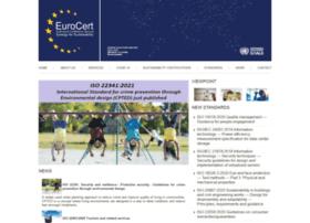 Eurocertglobal.eu thumbnail