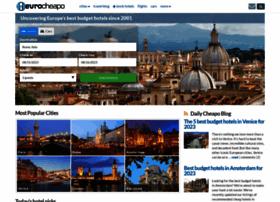 Eurocheapo.com thumbnail