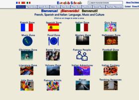 Euroclub-schools.org thumbnail