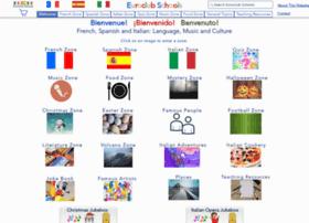Euroclubschools.net thumbnail