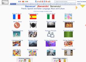 Euroclubschools.org thumbnail