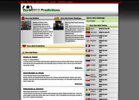 Eurofootballodds.info thumbnail