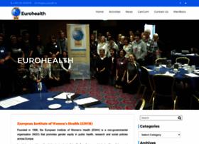 Eurohealth.ie thumbnail