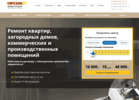 Eurohomespb.ru thumbnail