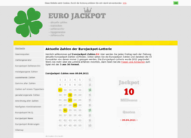euro jackpot org gewinnzahlen