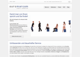 Euromarcom.de thumbnail