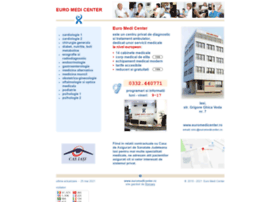 Euromedicenter.ro thumbnail