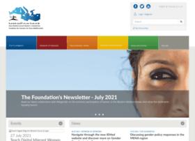 Euromedwomen.foundation thumbnail