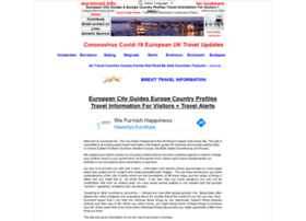 Euromost.info thumbnail