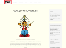 Europa-vinyl.de thumbnail