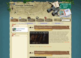 Europaterkepek.info thumbnail