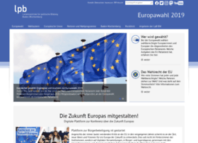 Europawahl-bw.de thumbnail