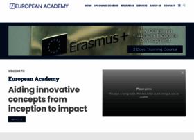 European.academy thumbnail