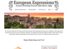 Europeanexpressions.com thumbnail