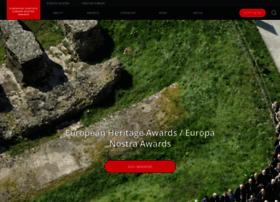 Europeanheritageawards.eu thumbnail