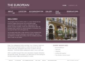 Europeanhotel.tv thumbnail