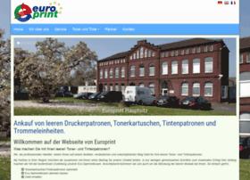 Europrint-edv.de thumbnail