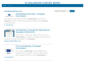 Euroscholarship.org thumbnail