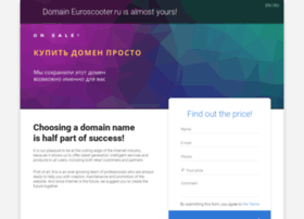 Euroscooter.ru thumbnail