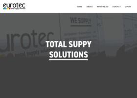 Eurotec-group.co.uk thumbnail