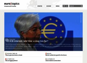 Eurotopics.net thumbnail