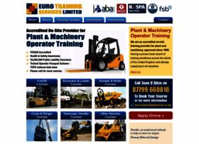 Eurotrainingservices.co.uk thumbnail